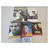 5 Books - Muhammad Ali