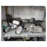 Assorted Auto mirrors (2nd shelf)