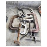 C Clamps and Welding Clamp