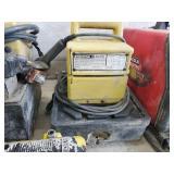 Enerpac hydraulic pump (porta power)
