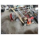 Lawn Edger Machine