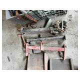Assorted Engine Hoist slings