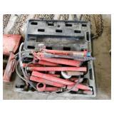 Case of Porta Power Equipment