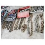 Large lot of Heavy Duty Chain