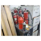 Assorted Fire Extinguishers