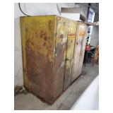 Flamable Products Cabinet