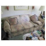 PIONEER Beige Sofa