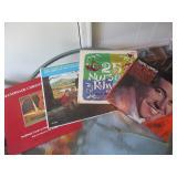 (4) Vintage Records