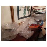 Assorted Plastic Items