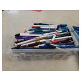 Assorted Pens and Pencils