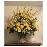 Large Grand Yellow Bouquet of Flowers