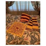Assorted FSU SEMINOLES Fabric Items