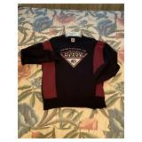 FSU Pull Over Sweatshirt with Pocket