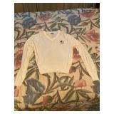 Thin White FSU Sweater