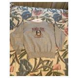 Grey FSU Light Pull Over Sweatshirt