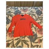 Orange BOO! Long Sleeve Shirt