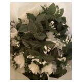 Bag of Various White Flowers