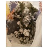Bag of White Flowers / Flowering Garland