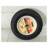 Marathon Universal Fit Wheelbarrow Tire