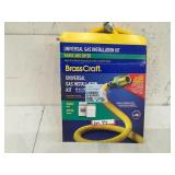 Brasscraft Universal Gas Installation Kit