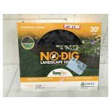 No Dig Landscape Edging