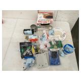 Lot of Miscellaneous Plumbing Supplies