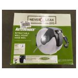 Ames Autowinder Retractable Wall Mount Hose Real