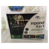 Aquagarden Inpond 5 In 1