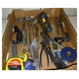Vty of shop hand tools