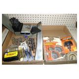 Drill bits & hole saws
