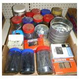 Vty of misc shop supplies
