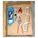 C-Clamps & other tools