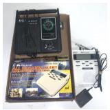 Weather radio/2 band receiver