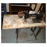 Singer sewing machine selling as is