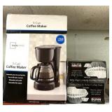 Main stays 5 Cup coffee maker
