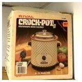 Rival crockpot slow cooker