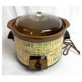 Montgomery wards 5 1/2 quart slow cooker