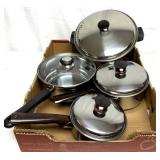 West bend and other cookware