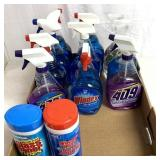 Glass cleaners/Windex/409/other