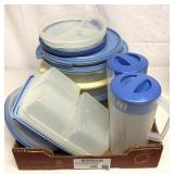 Rubbermaid and other storage containers