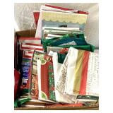 Christmas wrapping/Cards