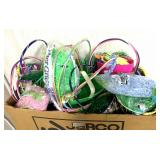 Vty of Easter baskets