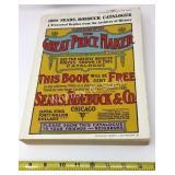 Vintage 1908 Replica Sears Roebuck Catalogue