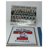 Toledo Mud Hens Program and Picture