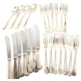 STIEFF STERLING FLATWARE - COLONIAL WILLIAMSBURG