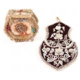 EARLY 20TH C. IROQUOIS BEADWORK WHIMSIES