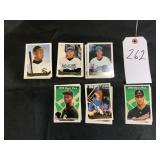 Topps Gold Baseball Cards 1992 & 1993
