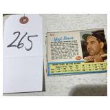 1962 Post Cereal Yogi Berra Card #7