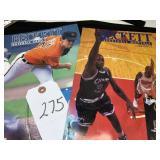 Beckett Baseball & Basketball March 93 Issues