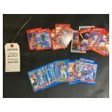 Donruss 91 Brand Baseball Trading Cards